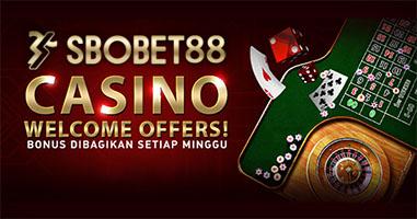 Sbobet88 Memberikan Tips Menikmati Judi Casino Online